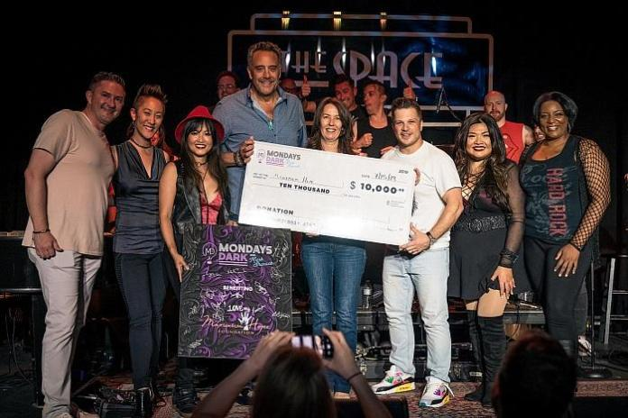 Mondays Dark to Host Live Stream Telethon Event to Benefit the Las Vegas Entertainment Community, Partnering with The Actors Fund
