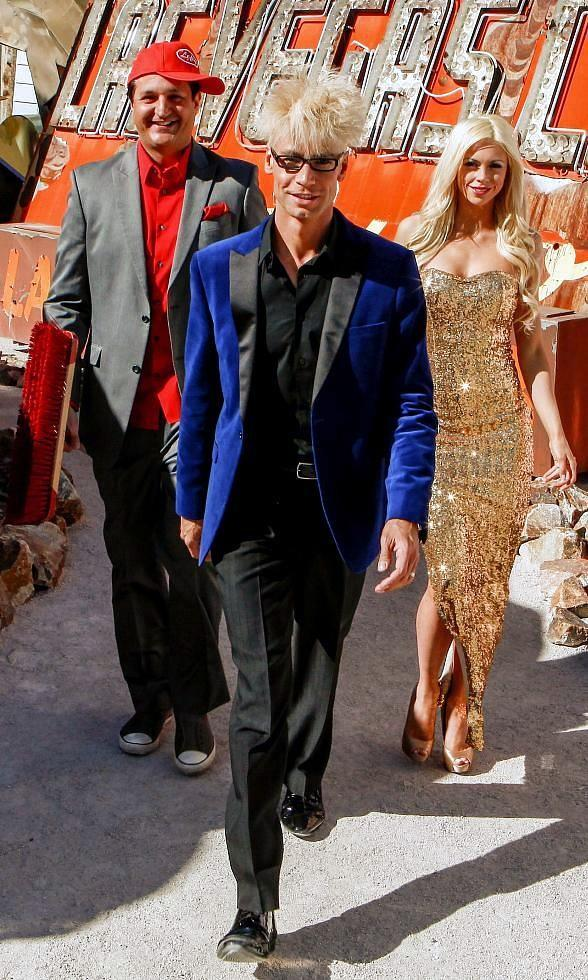 Lefty, Murray and Chloe return to the Tropicana on Monday, March 31