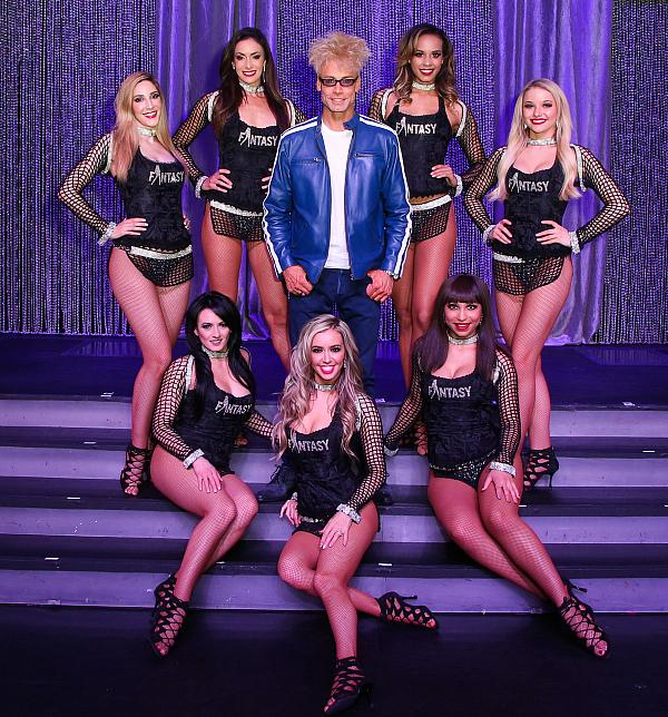 Murray Takes Over as the Newest Comedy Guest Star of Fantasy at Luxor.