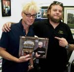 Murray and Corey Harrison with MURRAY Magic Kit