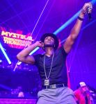Mystikal Performs at LAX Nightclub inside Luxor Hotel and Casino