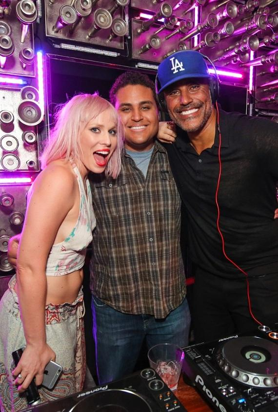 Rick Fox Delivers Dynamic DJ Set at Hyde Bellagio during