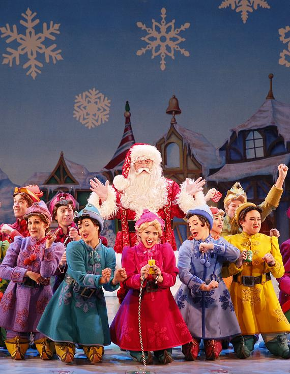 Holiday Stage Production