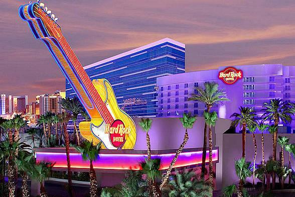 "Hard Rock Hotel & Casino Bids Farewell With ""The Last Great Party Weekend,"" Jan. 30 – Feb. 2"