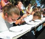 PAH Fall Festival Pie Eating Contest