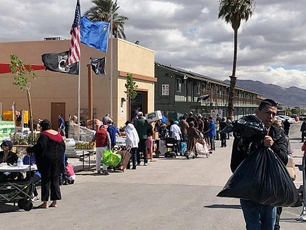 Share Village Las Vegas Food Pantry Now Open 7 Days a Week