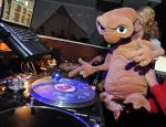 """E.T. at PURE Nightclub's """"Back to the 80s"""""""