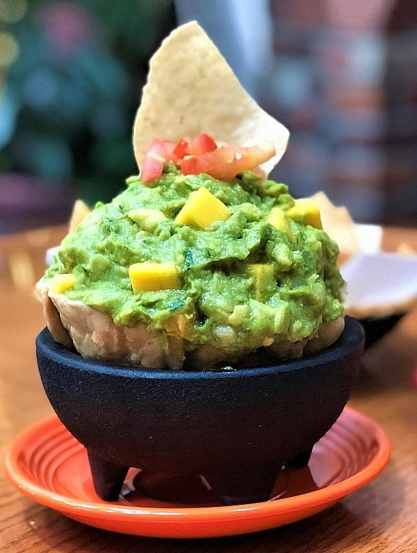Say Ole' to National Guacamole Day and Mexican Independence Day at Pancho's Mexican Restaurant