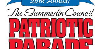 26th Annual Summerlin Patriotic Parade on July 4 to Go Virtual This Year