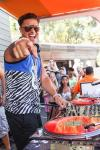 DJ Pauly D at LIQUID Pool Lounge at ARIA on Saturday, May 31
