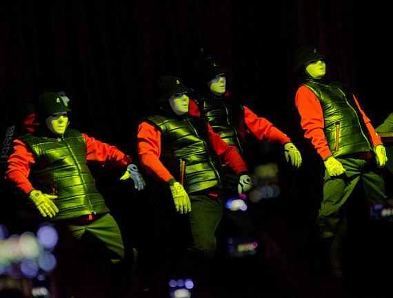 Jabbawockeez at LAX Nightclub