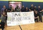 Planet Fitness Unveils a Mini Judgement Free Zone at Boys & Girls Clubs of Southern Nevada; Awards $5,000 Scholarship