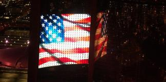 Resorts World Las Vegas Unveils Highly Anticipated LED Screen Over 4th of July Weekend