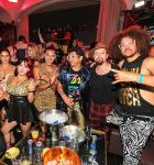 Redfoo and The Party Rock Crew take over Hyde Bellagio in Las Vegas