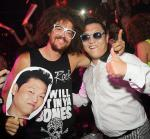 Redfoo and PSY at TAO