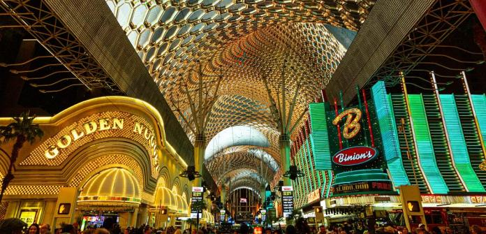 World's Largest Single Video Screen Illuminates Fremont Street Experience with Fully Immersive Content