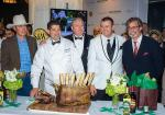 Ribeye Cutting with Double R Ranch Team, Chef Matt King and Michael Feighery
