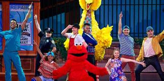 """Sesame Street Live! Make Your Magic"" Comes to Orleans Arena Nov. 30 and Dec. 1"