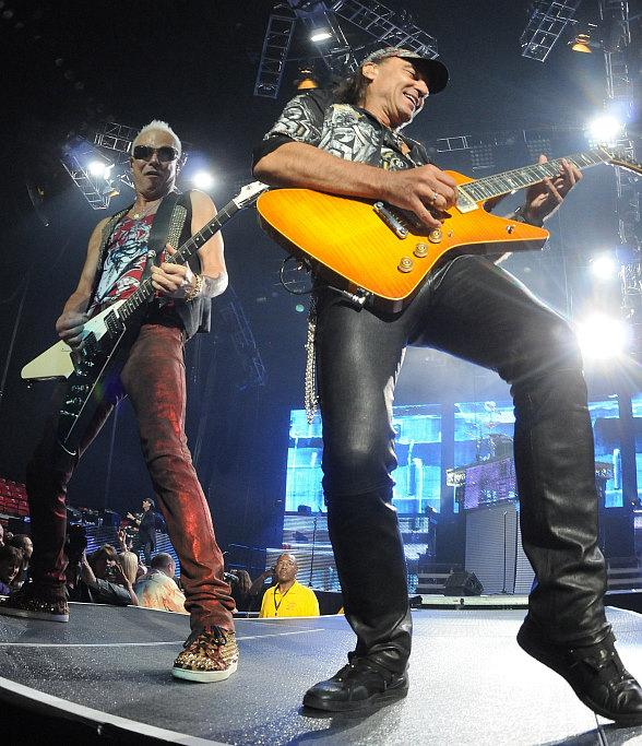 Scorpions with Special Guest Queensrÿche to perform at The Joint at Hard Rock Hotel Las Vegas Oct. 7