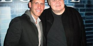 """Seth Gold of Hardcore Pawn with Louie Anderson's at """"Louie LOL"""""""