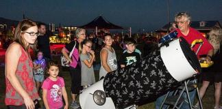 Skye Canyon Hosts Skye & Stars: Stargazing with the Las Vegas Astronomical Society at Skye Canyon Park May 11, 2019
