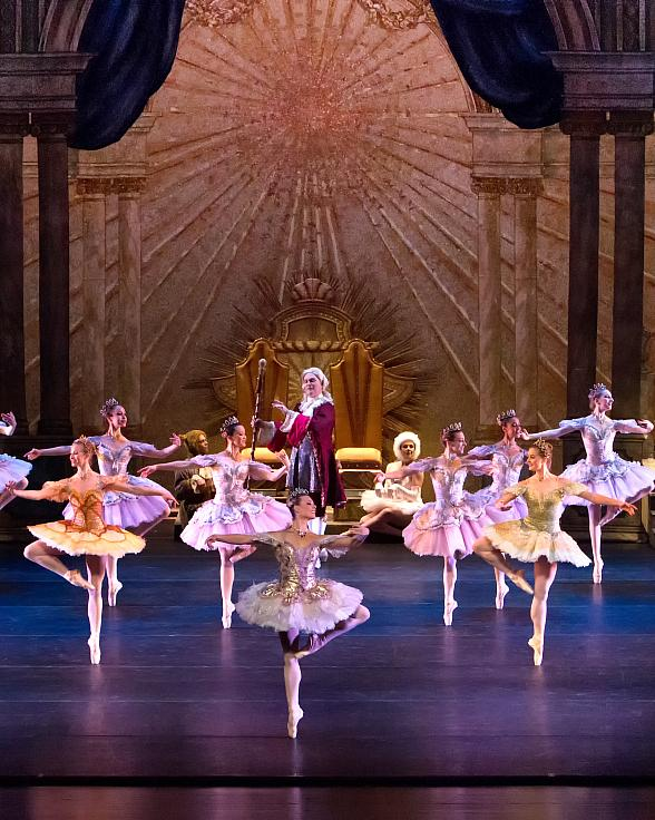 """Premiere of the Iconic Full-Length Fairytale Ballet """"The Sleeping Beauty"""" at The Smith Center for the Performing Arts"""