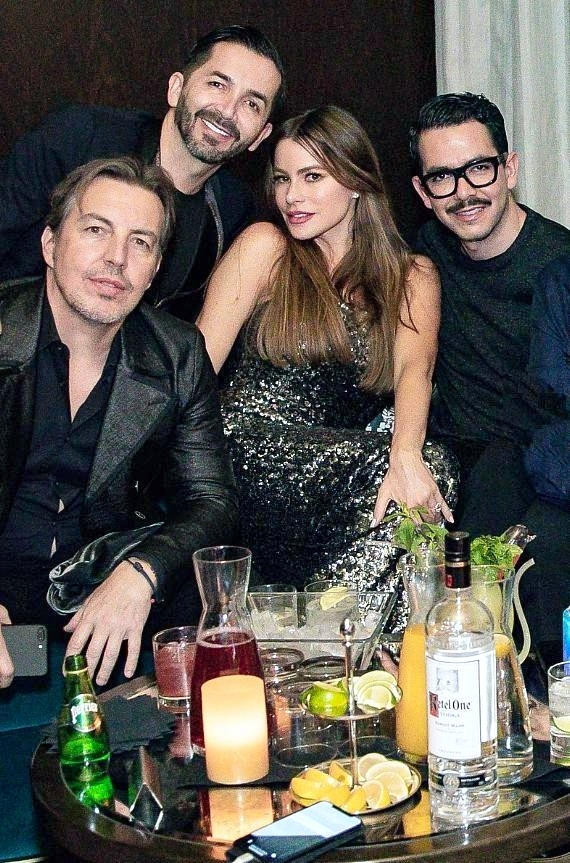 """Modern Family"" Actress Sofia Vergara at Park MGM Resort in Las Vegas"