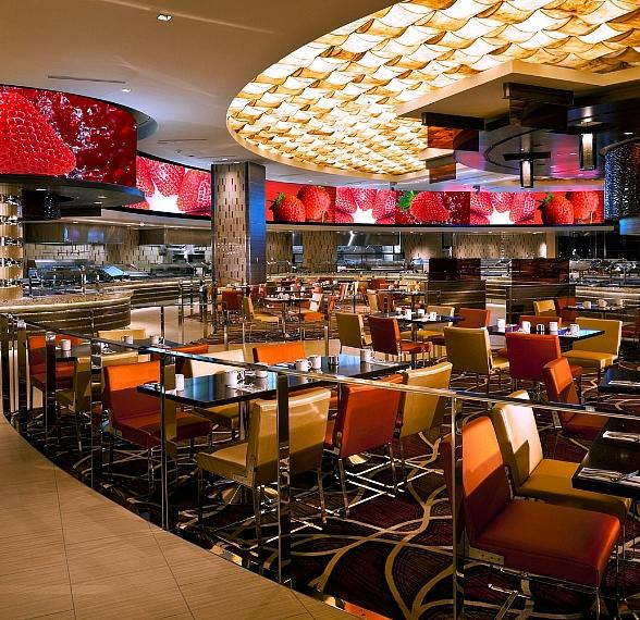 Celebrate the Season and Ring in the New Year with Festive Holiday Dining Menus and Entertainment at M Resort Spa Casino