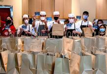 UnCommons and Burke Construction Group Deliver Nearly 4,000 Free Meals to Local Hospitals for UnCommon Heroes Project