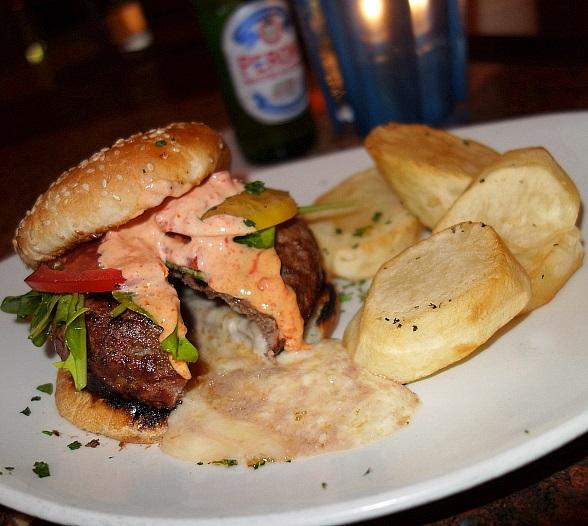 TREVI to Celebrate National Cheeseburger Day with Italian Stuffed Cheeseburger Sept. 18
