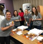 18,000 Donut Giveaway For Teachers For National Teacher's Appreciation Week