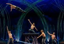 Tune in for a New Cirque DU Soleil 60-Minute Special Featuring Acts From Amaluna, Bazzar, and Volta - April 3 on CirqueConnect