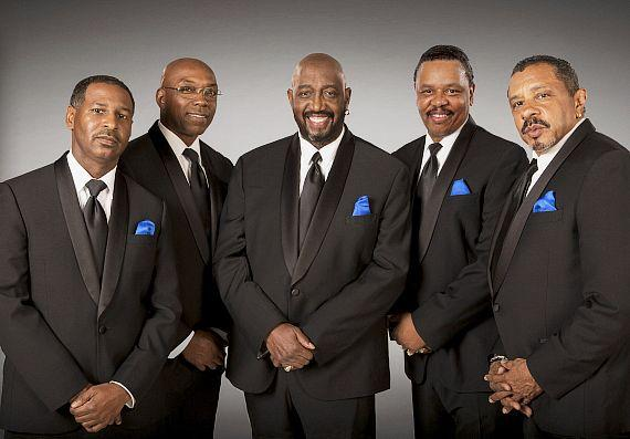 Legendary Motown Group The Temptations and Renowned Magician Lance Burton Come to The Orleans Las Vegas in November