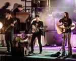 The Avett Brothers Perform at Boulevard Pool at The Cosmopolitan of Las Vegas