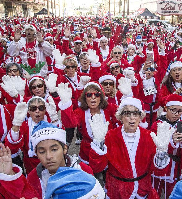"""Opportunity Village to Host Registration Launch Party for """"Las Vegas Great Santa Run"""" June 20"""