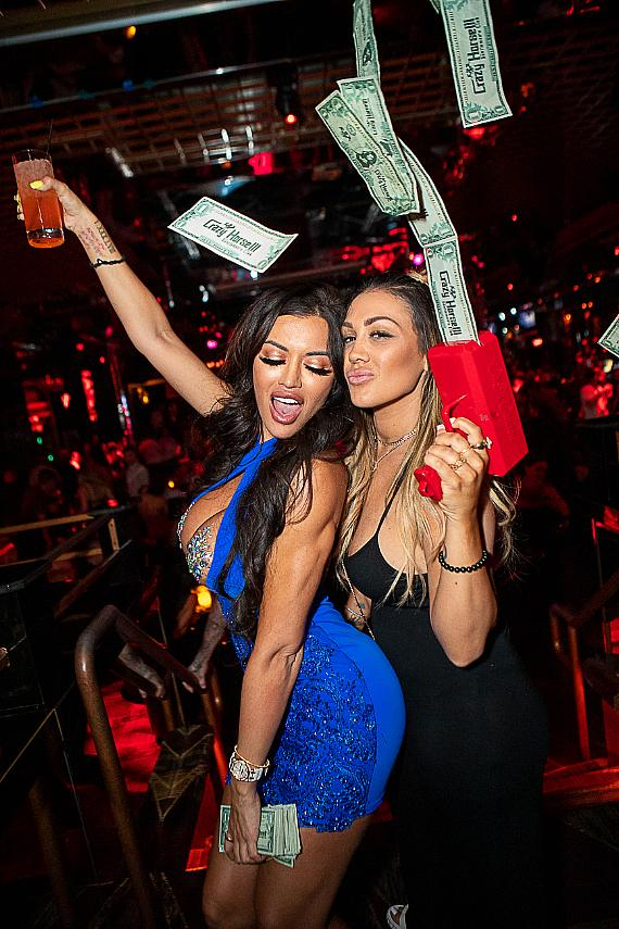 """Toochi Kash Hosts """"Cinco de Beauty"""" Fiesta with Jen Harley and BBB Love at Crazy Horse 3 in Las Vegas"""