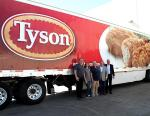 Tyson Foods, National Association of Convenience Stores Donate Truckload of Protein to Three Square Food Bank