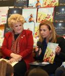 Las Vegas Mayor Carolyn G. Goodman joined community leaders, UnitedHealthcare employees and educators for a reading circle as new books were presented to J.T. McWilliams Elementary School