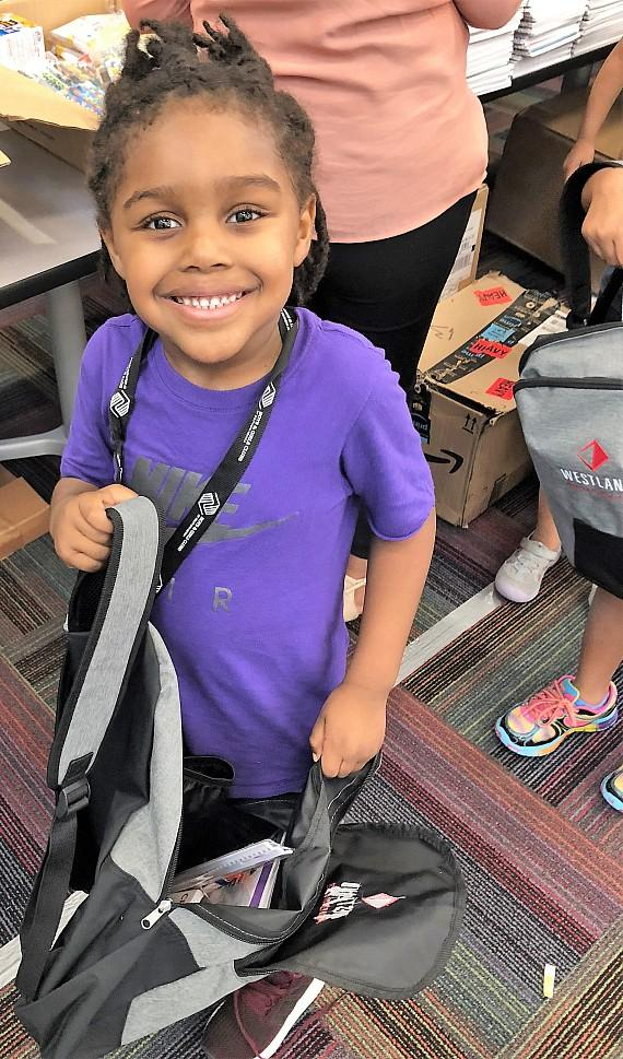 Westland Real Estate Group Donates School Supplies to Kids at Boys & Girls Clubs of Southern Nevada