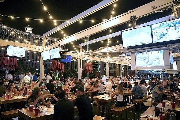 BEER PARK at Paris Las Vegas to Host Rooftop Party with Specialty Cocktails for Fourth of July