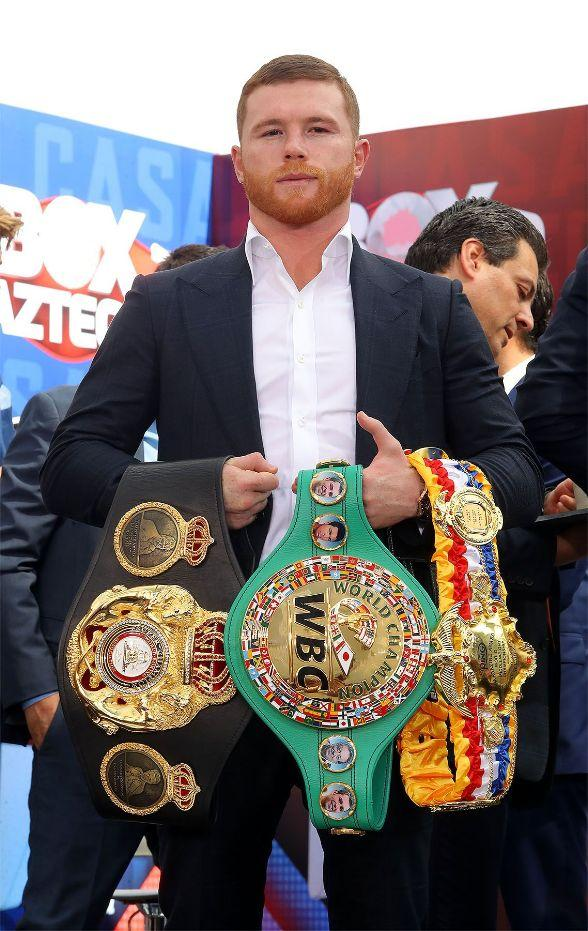 Canelo Alvarez International Media Conference Call for Canelo vs. Jacobs, May 4 at T-Mobile Arena