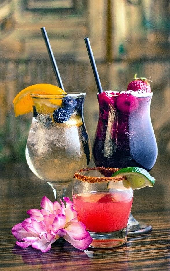 El Dorado Cantina Raises a Glass to National Sangria Day, December 20
