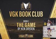 Vegas Golden Knights Launch Digital #VGKBookClub