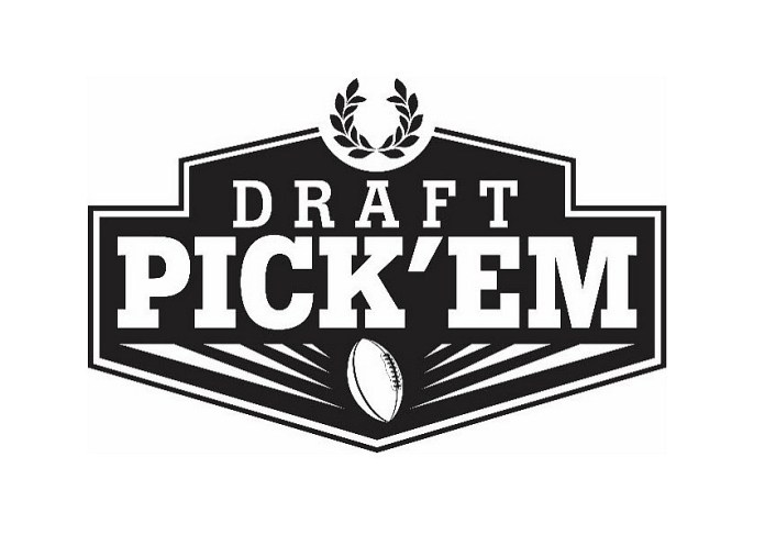 Play the Field with Caesars All-New Free NFL DRAFT PICK'EM Online Game