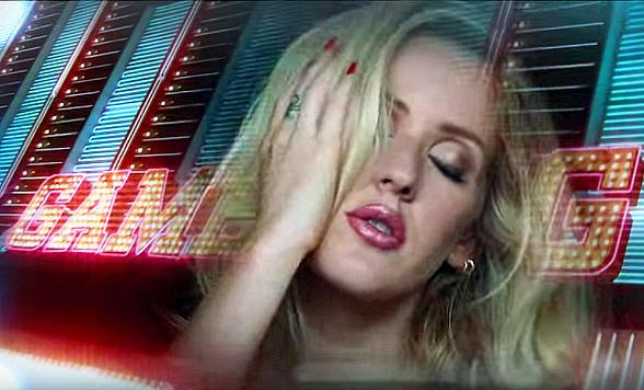 Downtown Las Vegas and El Cortez Hotel & Casino play host to Ellie Goulding's Newest Music Video
