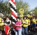 26th Annual AIDS Walk Las Vegas on April 17