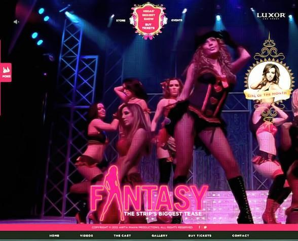 FANTASY Receives Online Makeover with Updated Website