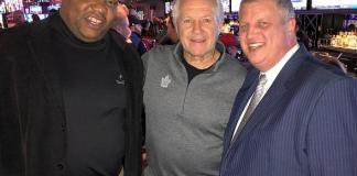 Former NHL and MLB Athletes Hang Out at the D Las Vegas' Longbar