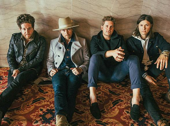 """NEEDTOBREATHE to Bring 2019 """"Acoustic Live Tour"""" to The Pearl at Palms Casino Resort April 6, 2019"""