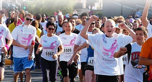 Registration Open for 21st Annual Susan G. Komen Las Vegas Race for the Cure
